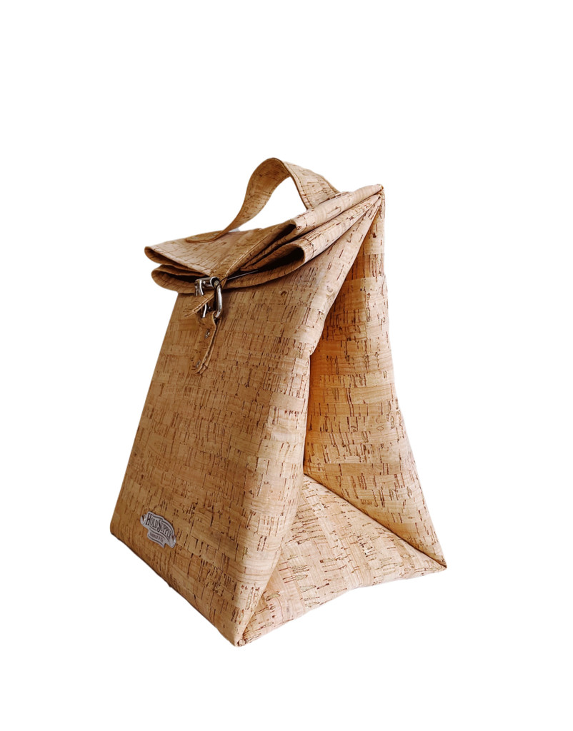 Hold Supply Co. Cork Lunch Bag