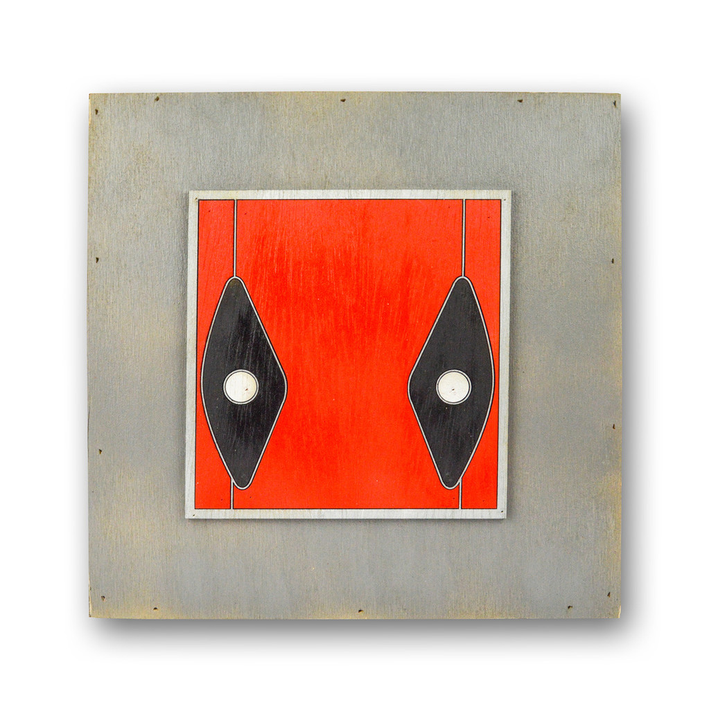 Space Monkey Deadpool Hero Square
