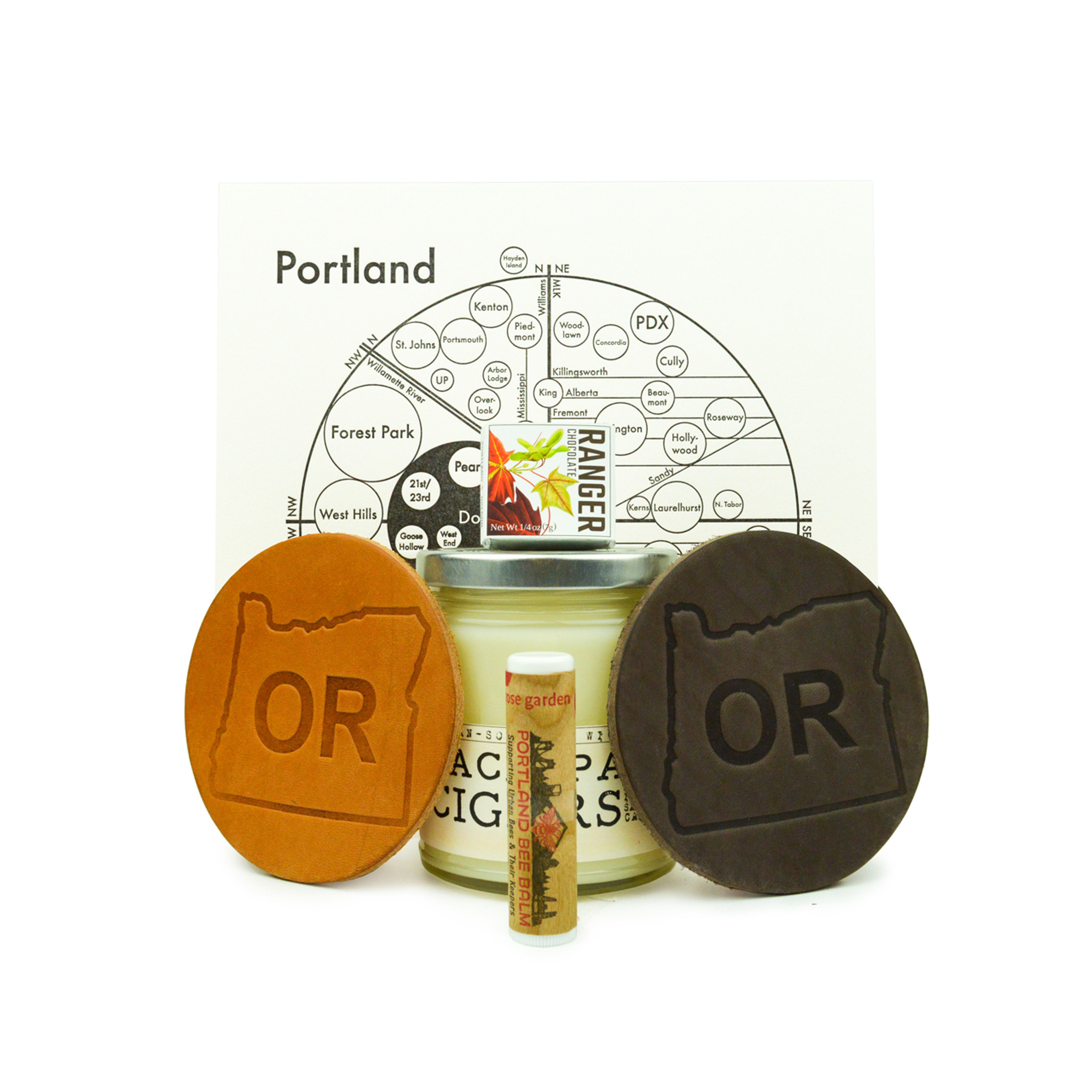 The Portland Pack