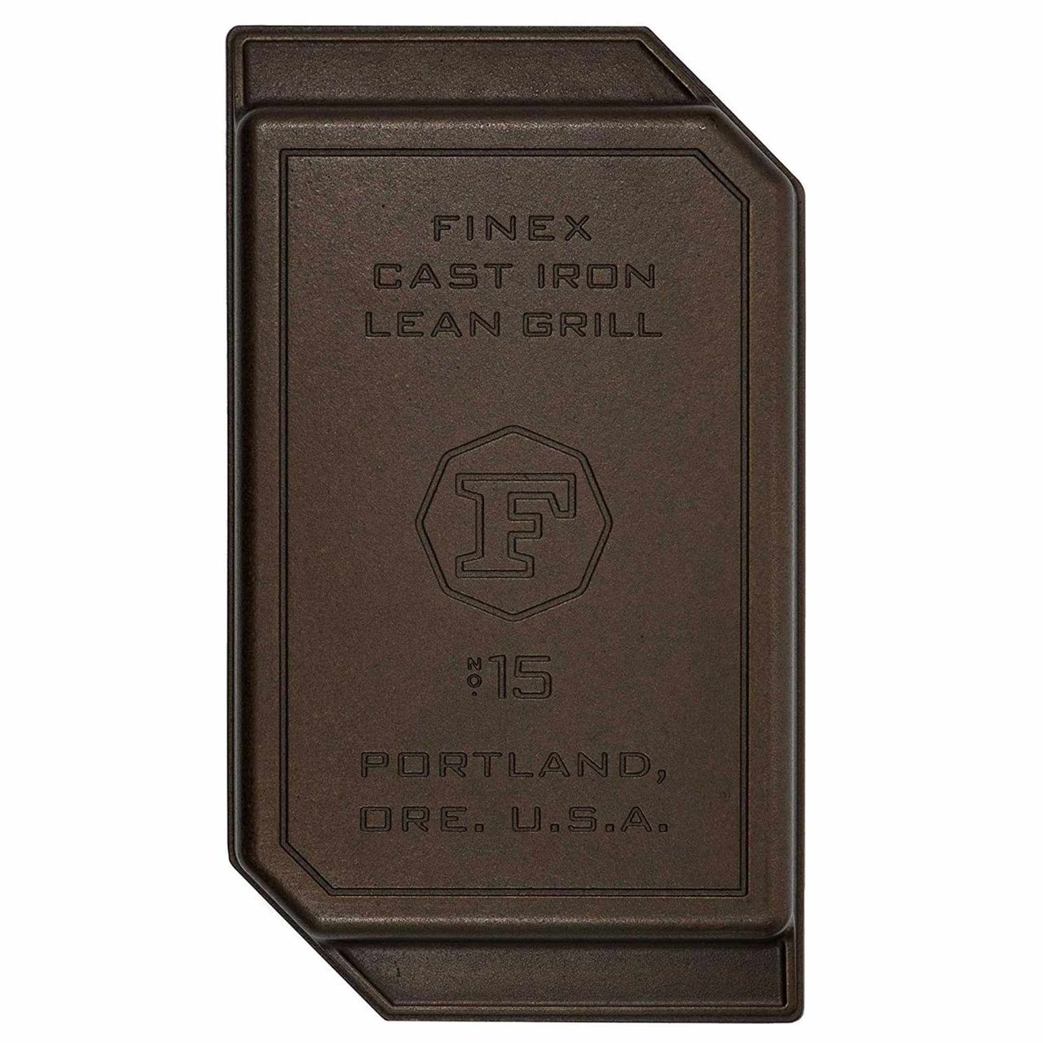 "Finex 15"" Lean Gill Pan"