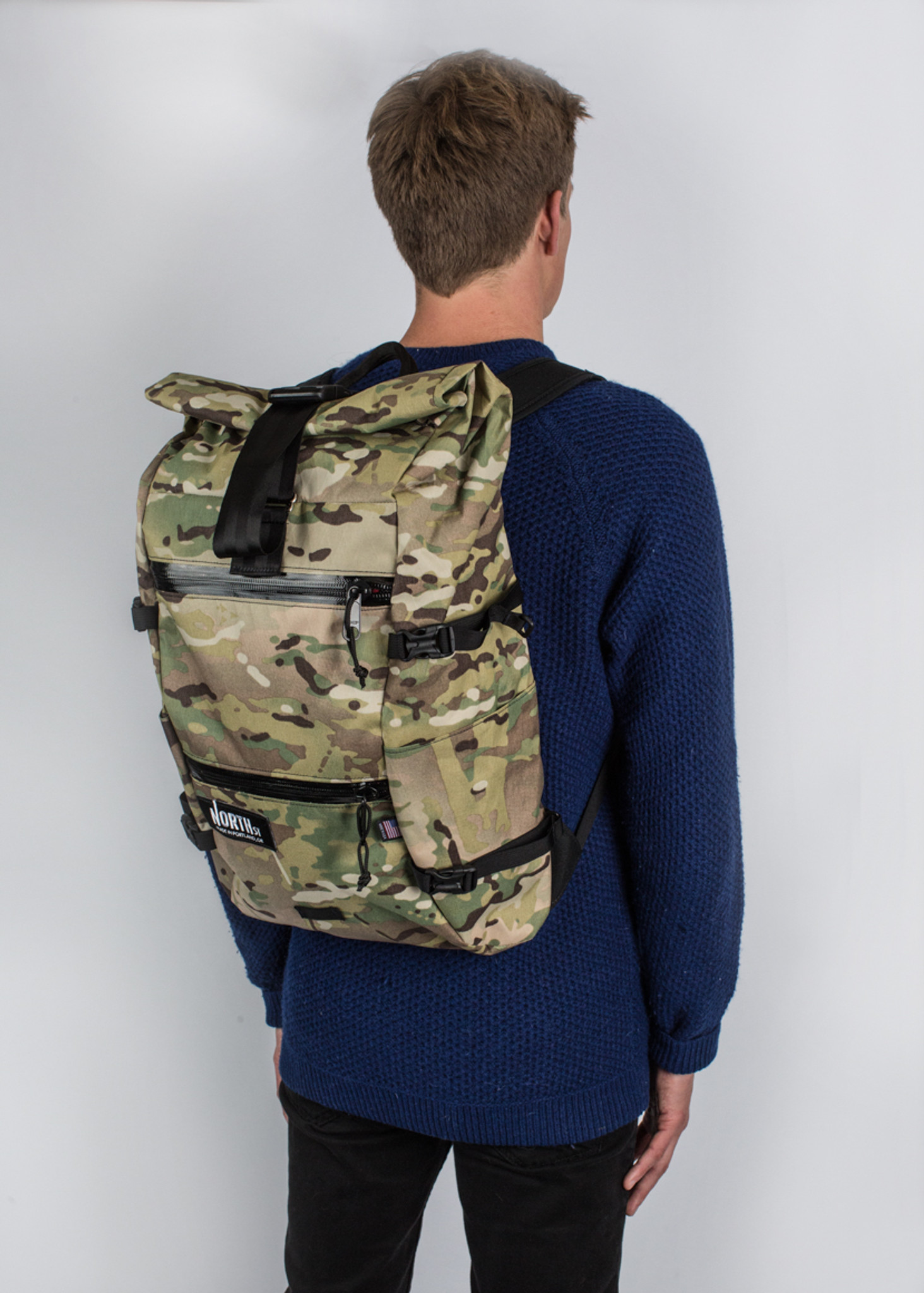 North Street Flanders Backpack
