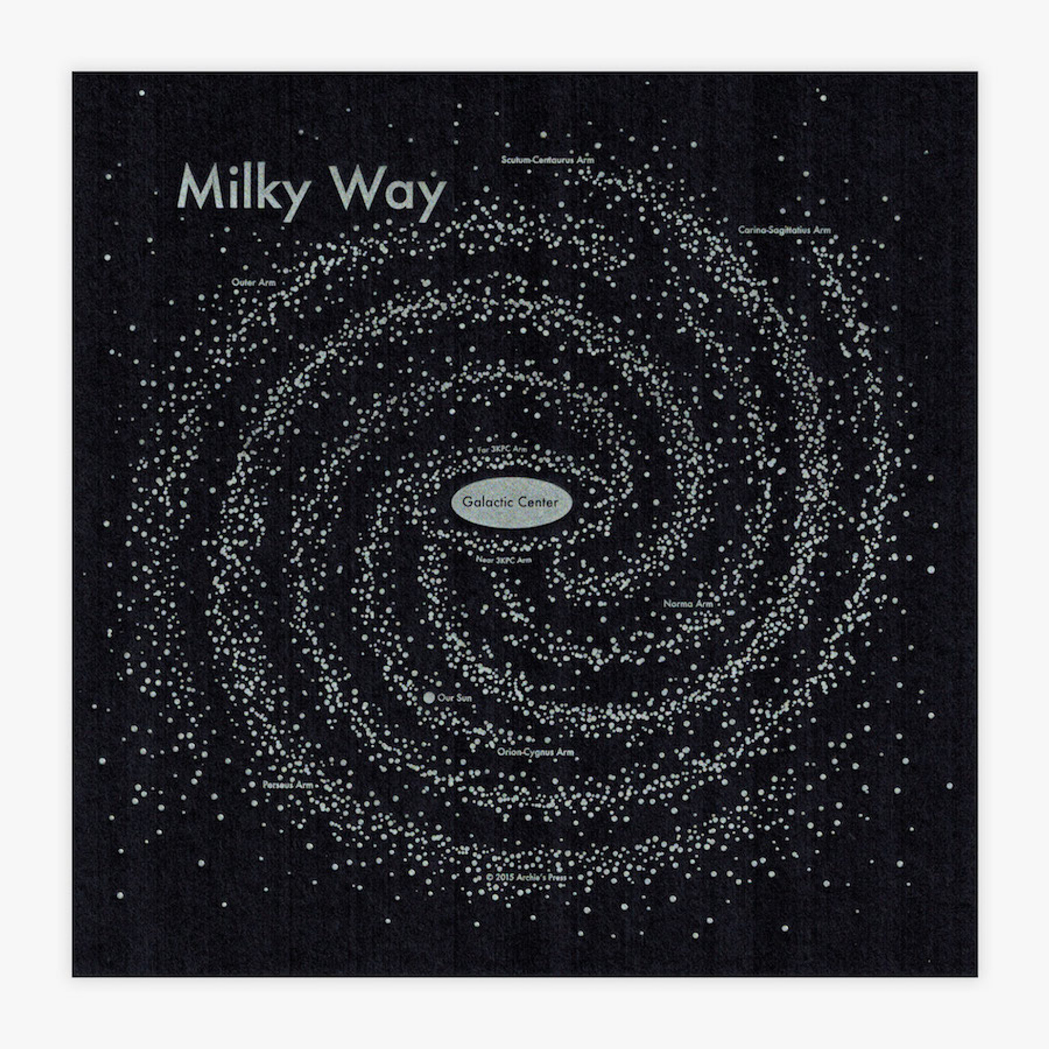 Archie's Press Milky Way