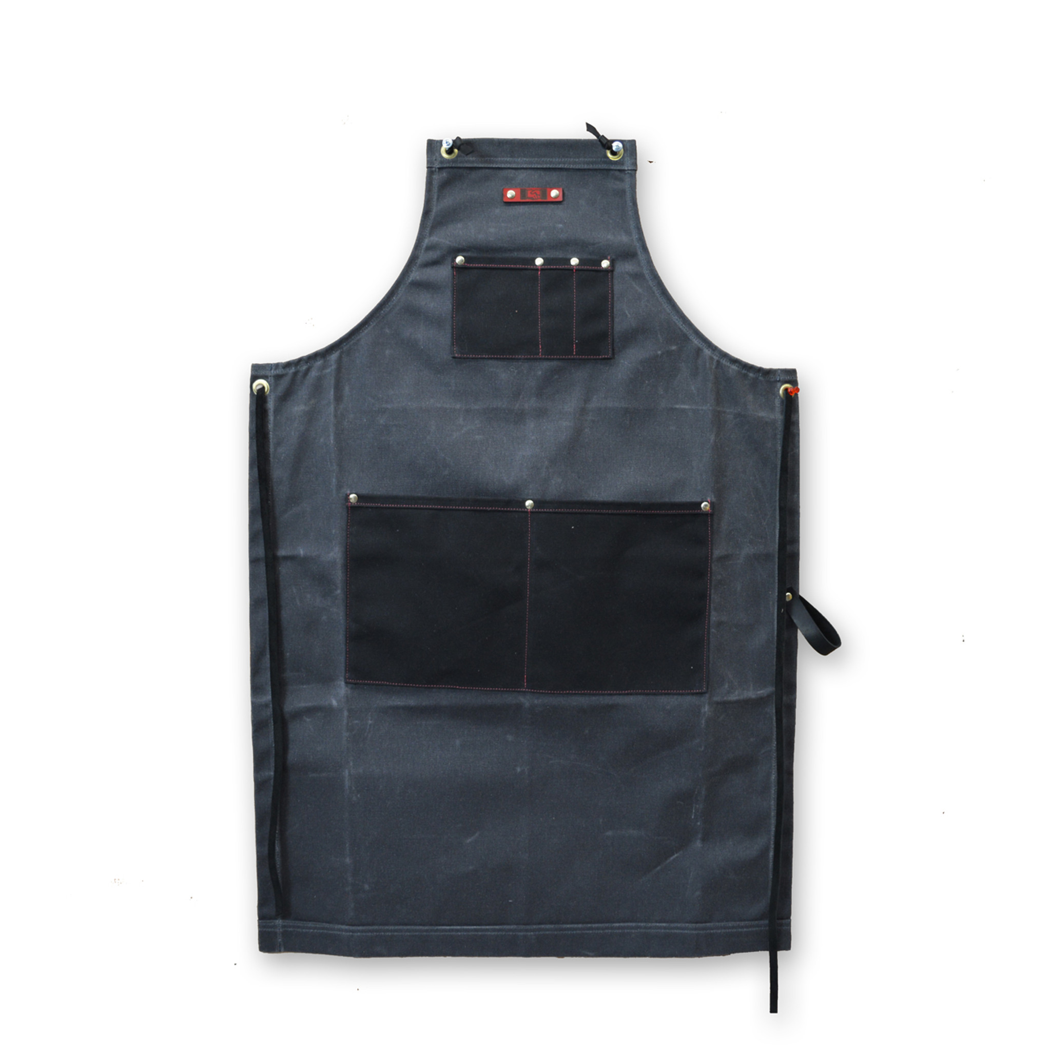 Boys Fort  x  Wheeler Canvas Apron