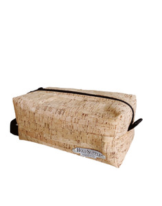 Hold Supply Co. Cork Toiletry Bag