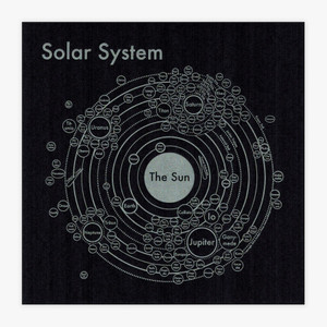 Archie's Press Solar System