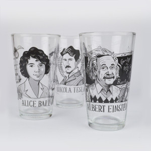 Hero Pint Glass