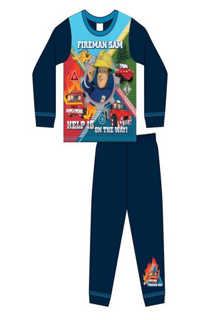 Fireman Sam Children's  Pj'S