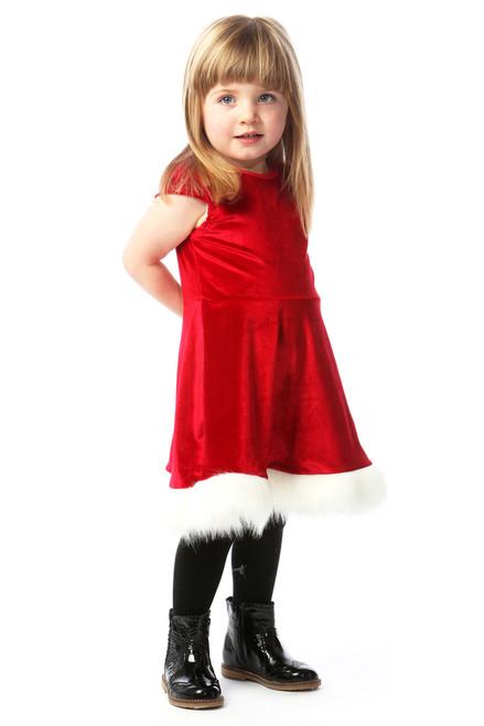 eddb300c587b6 Christmas Children's Dresses - Novelty Clothing - Want That Trend