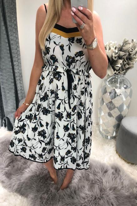 Larrison White Dress