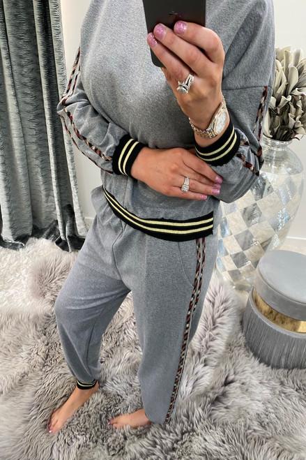 Grey Amara Loungesuit