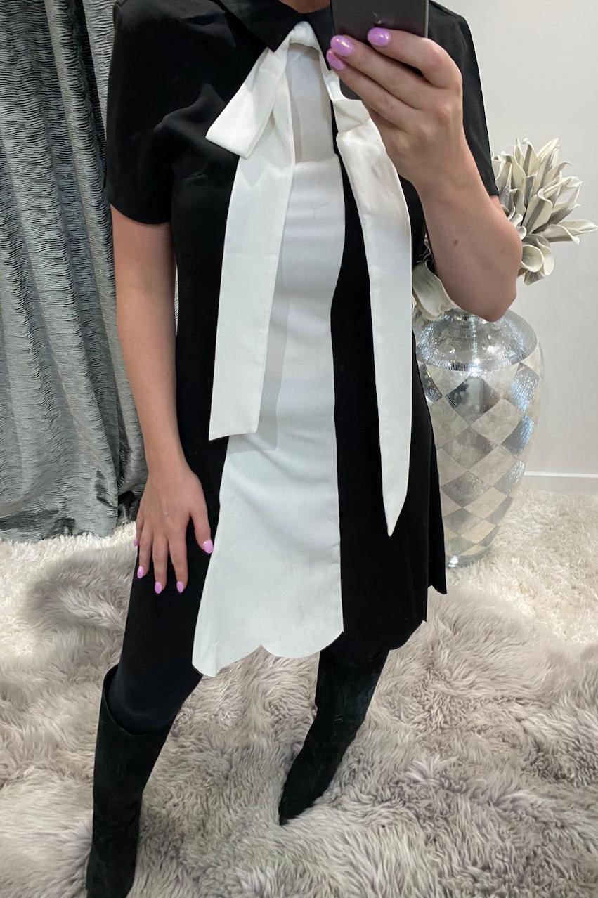 Black Tie Dress Dress