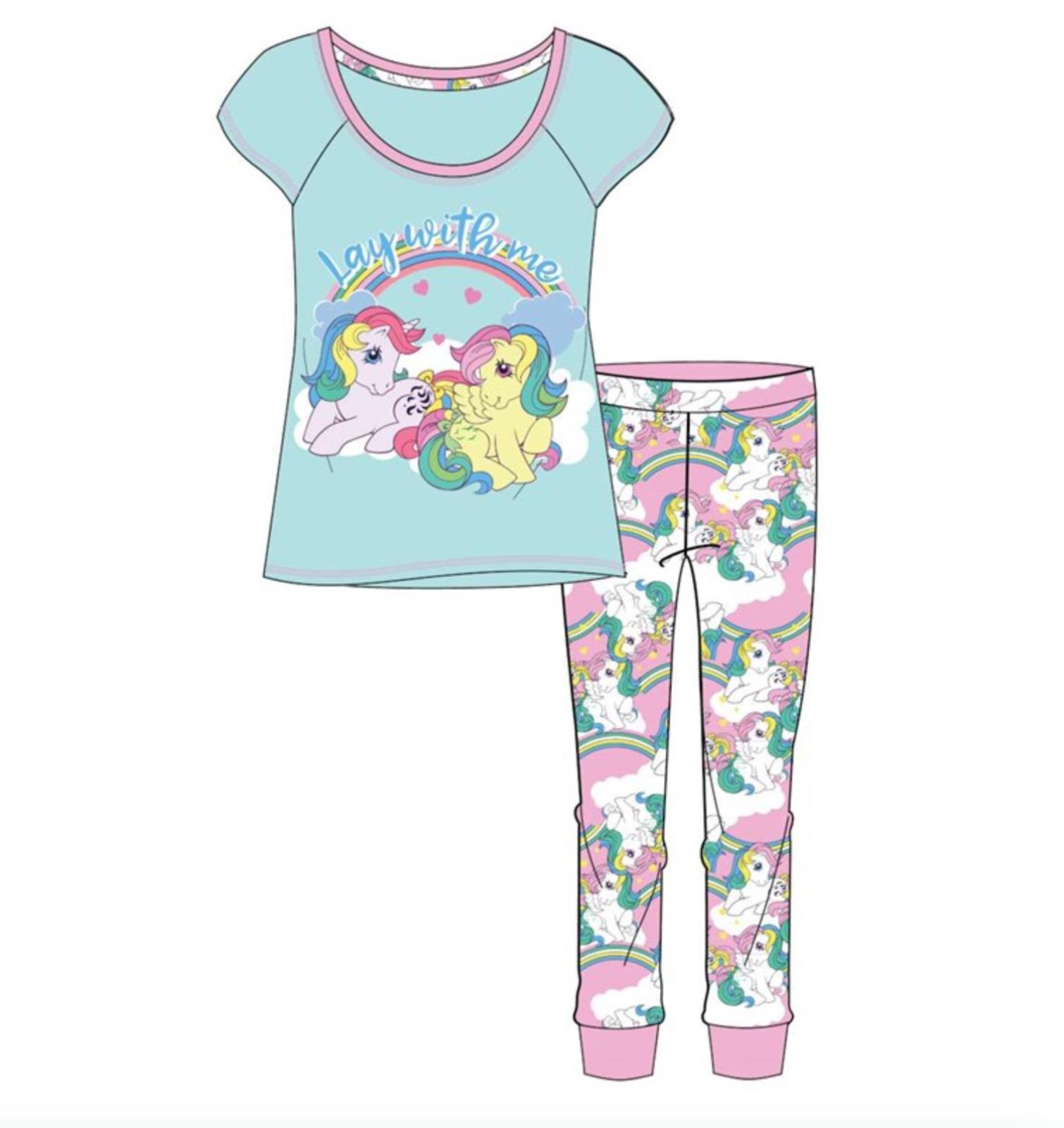 My Little Pony 'Lay with Me'  Pj's