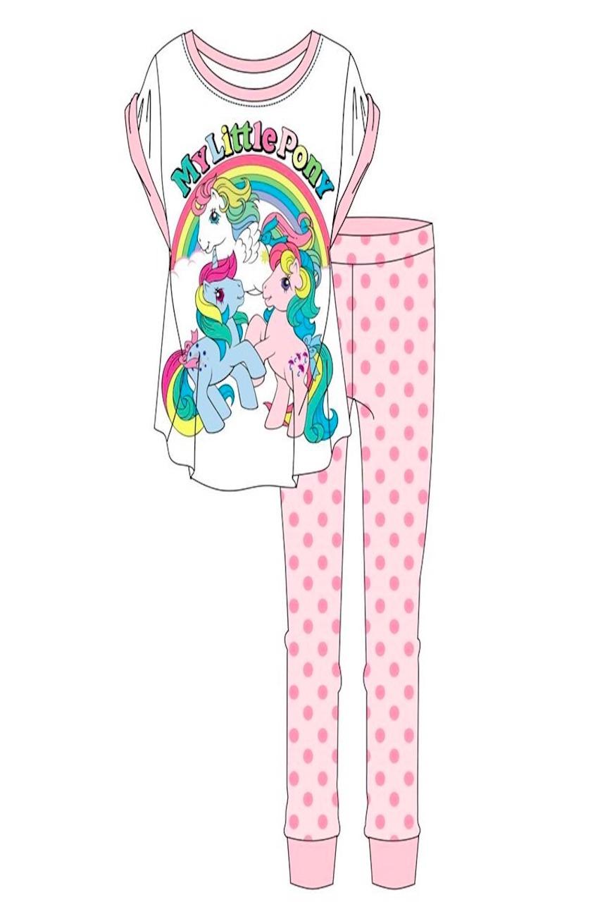 Pink My Little Pony PJ'S