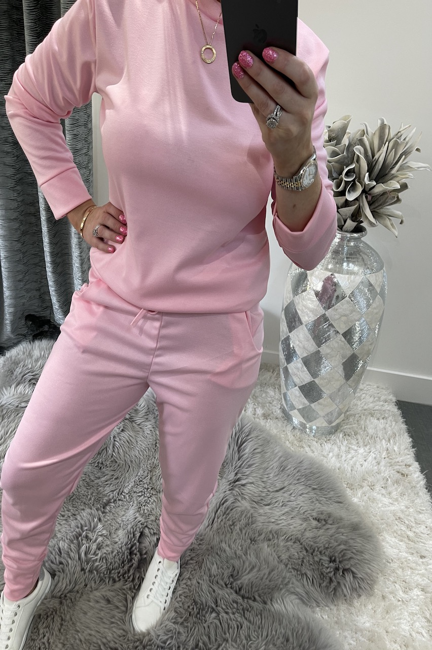 Pink Must Have Loungesuit