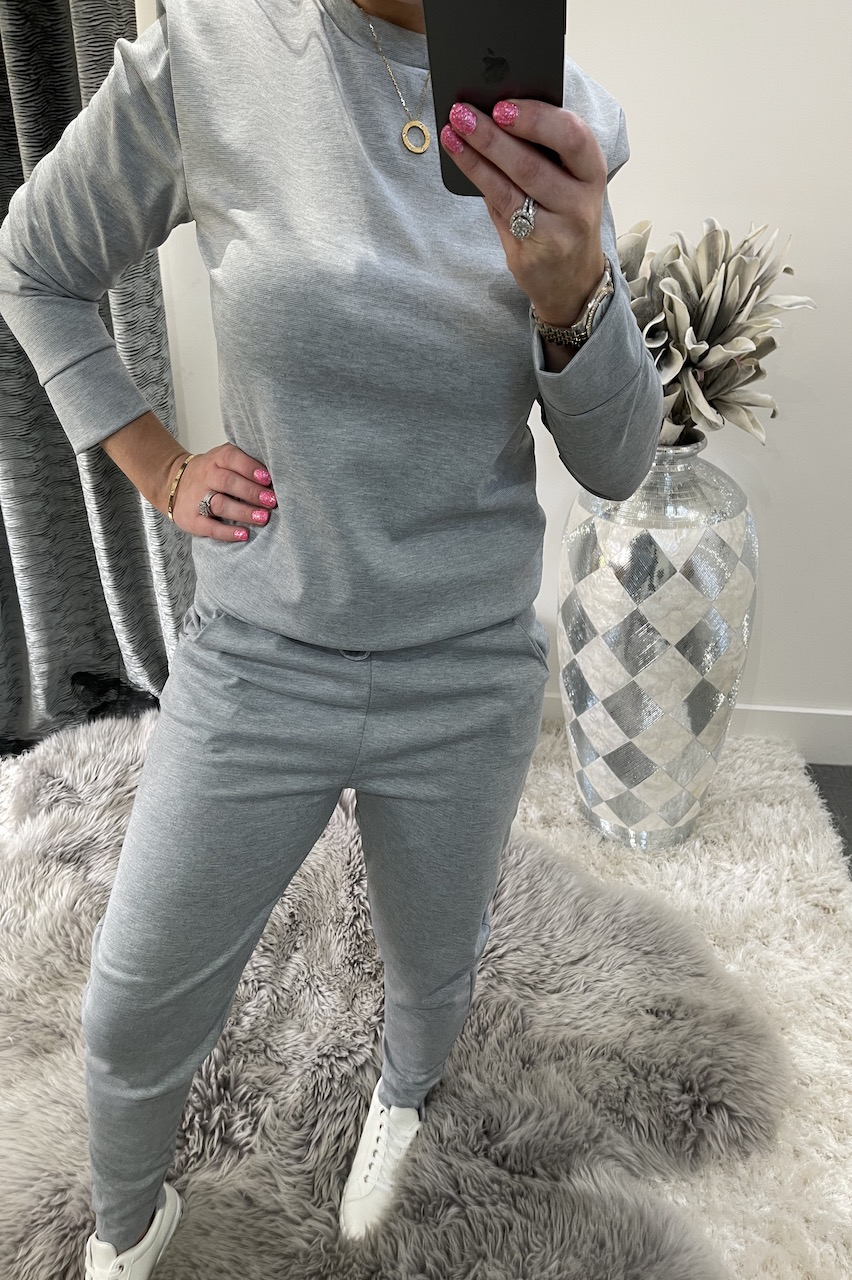 Grey Must Have Loungesuit