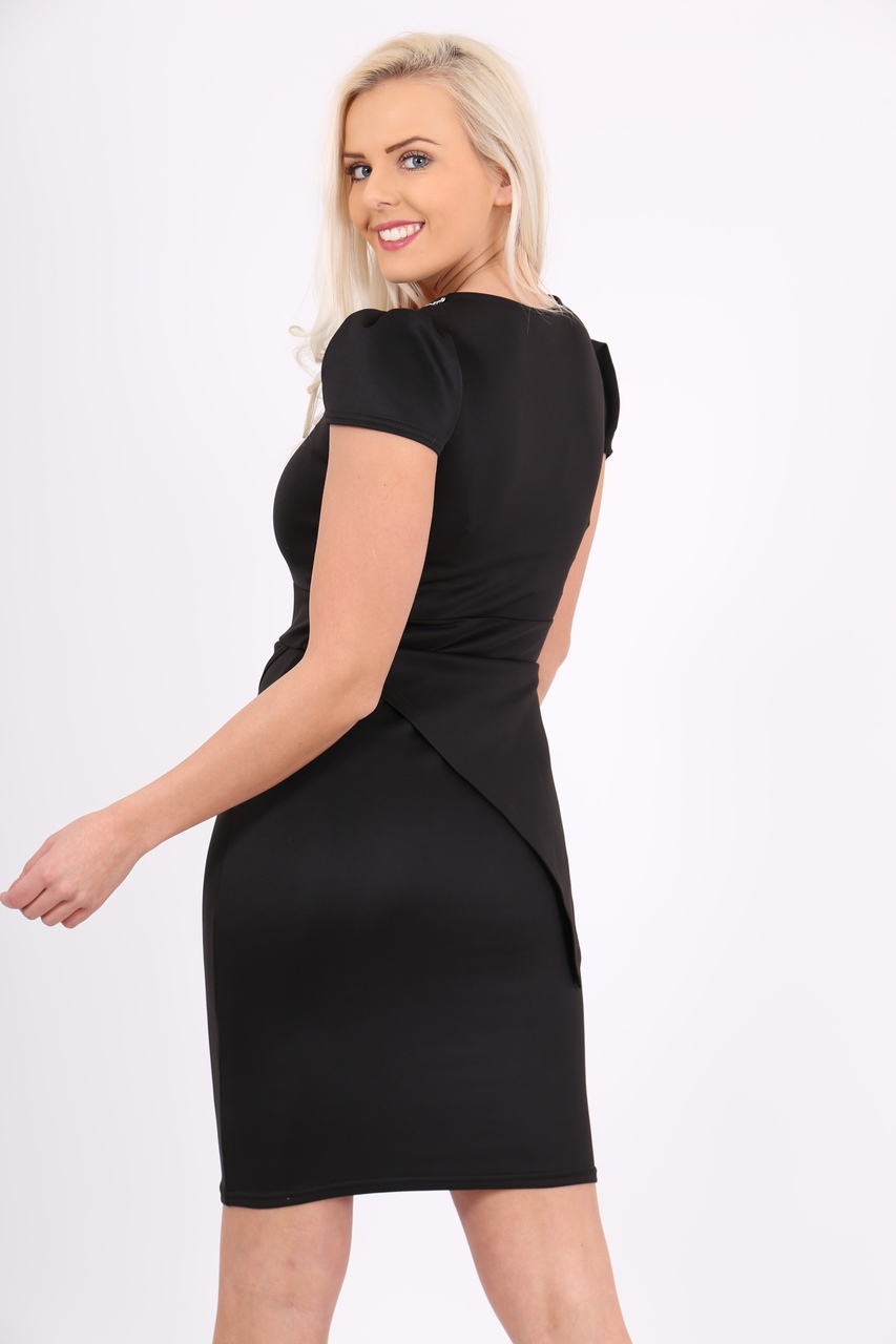 Lux Black Diamond Stella Dress