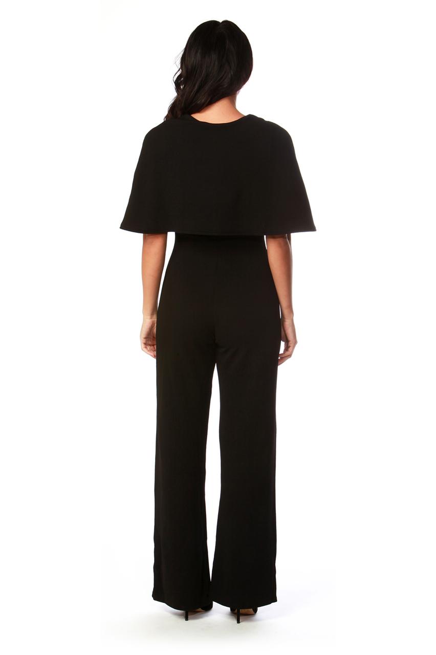 Black Fiona Jumpsuit
