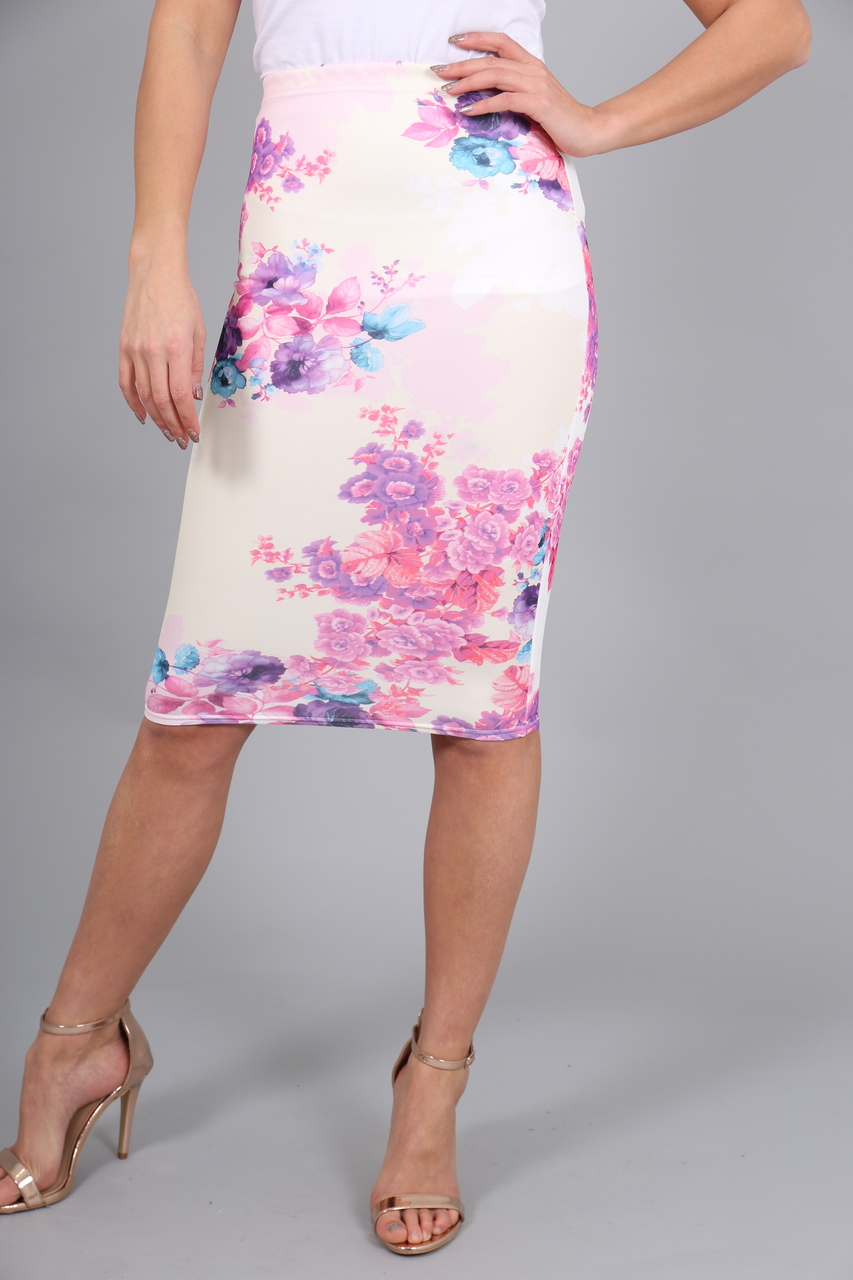 Trinity Pencil Skirt