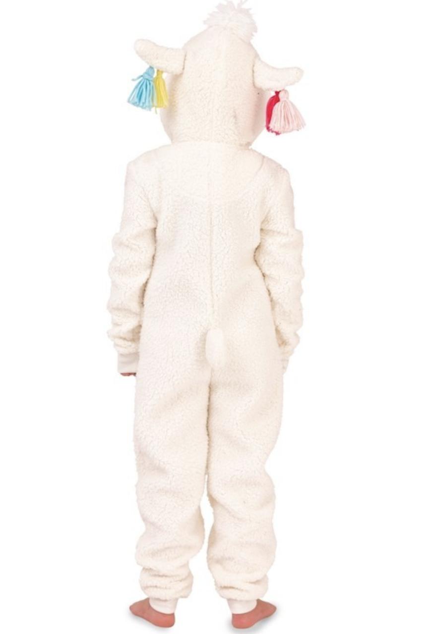 Deluxe Children's Llama Onesie