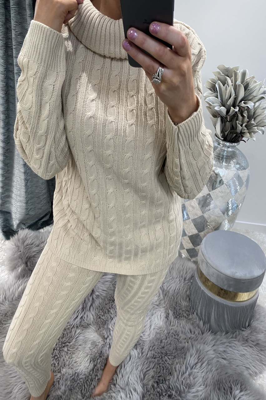 Jane Stone Loungesuit