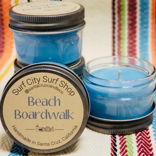Beach Boardwalk candle