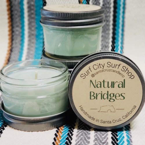 Natural Bridges candle