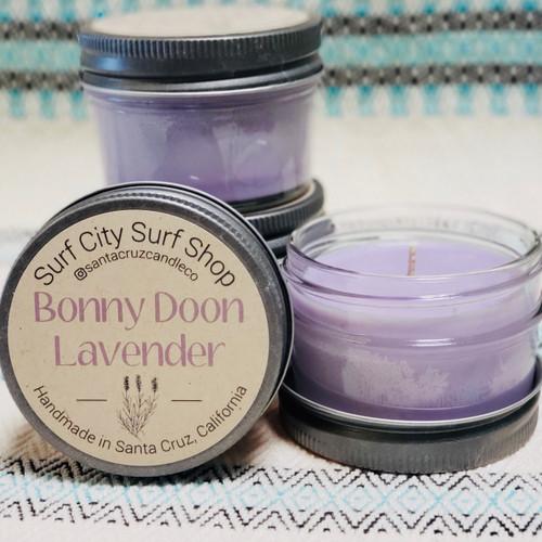 Bonny Doon Lavender candle