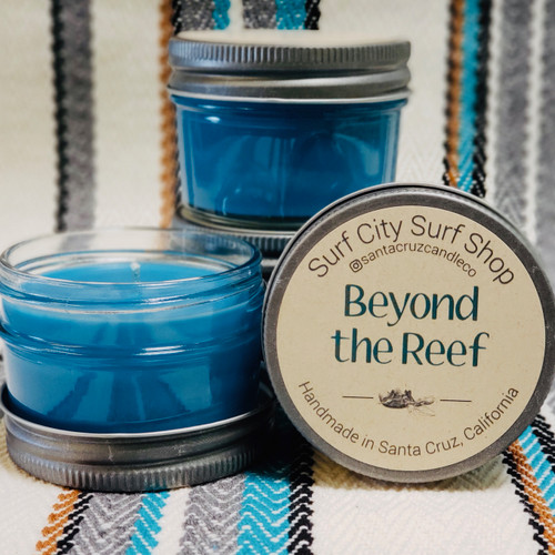 Beyond the Reef candle
