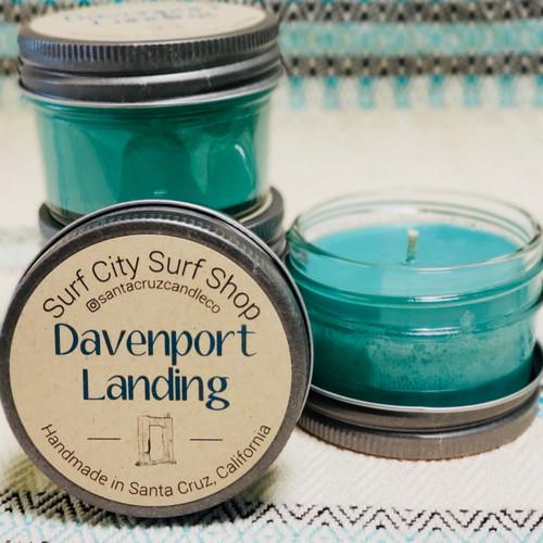 Davenport Landing candle