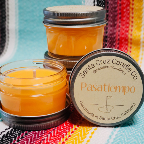 Pasatiempo candle