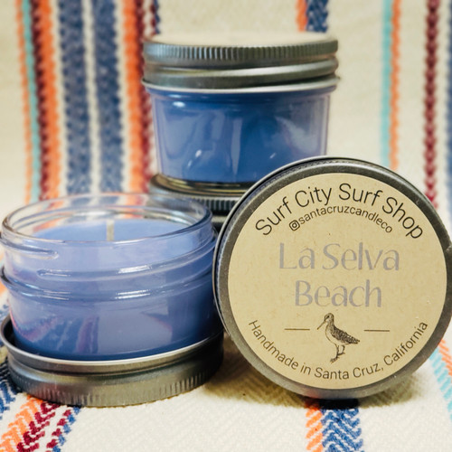 La Selva Beach candle