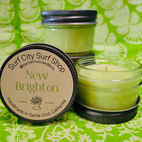 New Brighton candle