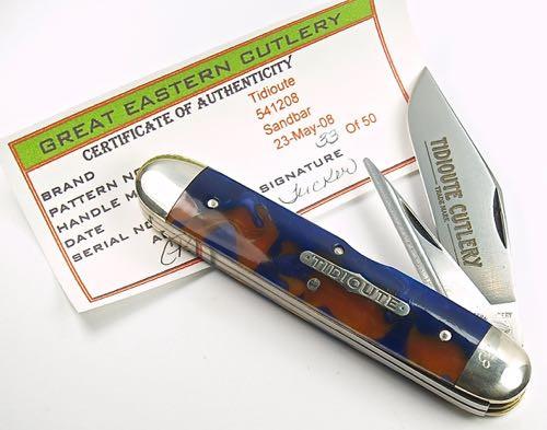 Great Eastern Tidioute Harness Jack Sandbar Acrylic 541208P