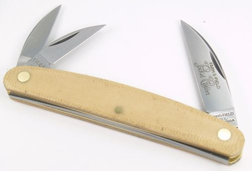 Great Eastern Cutlery F & F Pocket Carver Muslin Micarta 620320