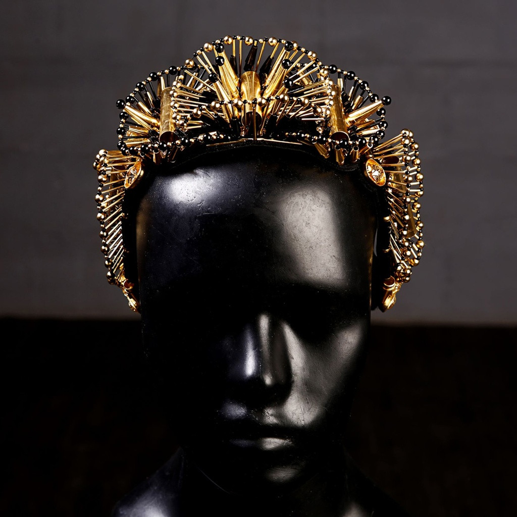 BEGADA El Dorado Head Crown