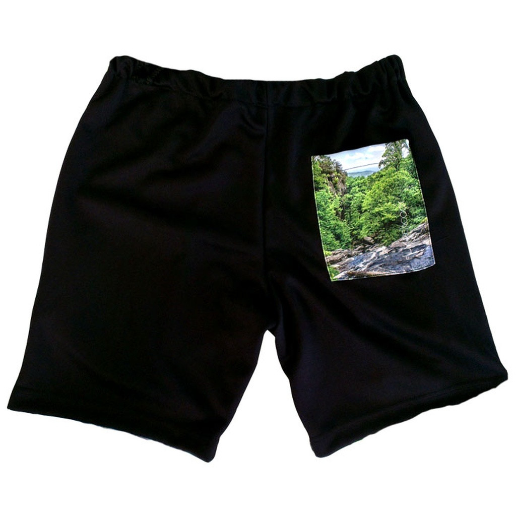 Fly Peacock FOREST S Unisex Shorts