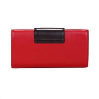 Bellorita PX (PiXiu) Red Continental Wallet