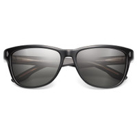 IVI VISION Standard: Polished Black / Grey Lens