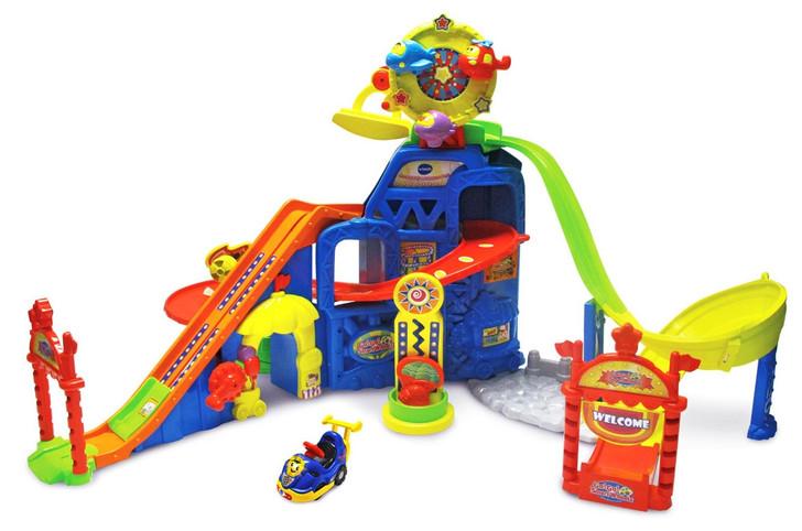 VTech Toot-Toot Drivers Amusement Park Set