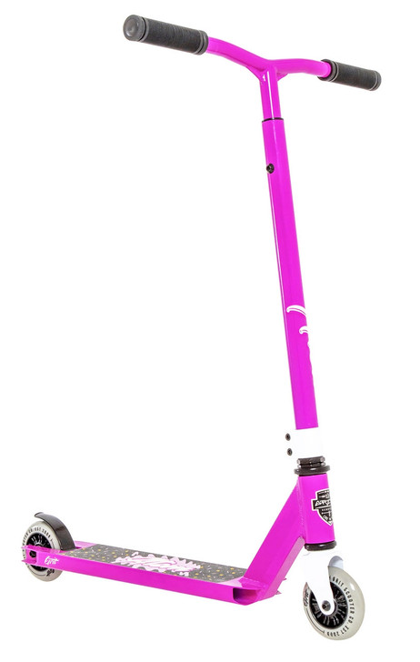 Grit Atom - 2 Wheel Scooter - Pink Height Adjustable