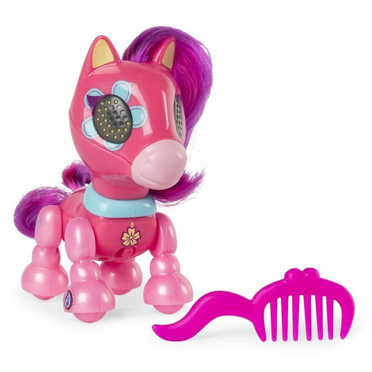 Zoomer Zupps - Pretty Ponies Interactive Pony - Dixie