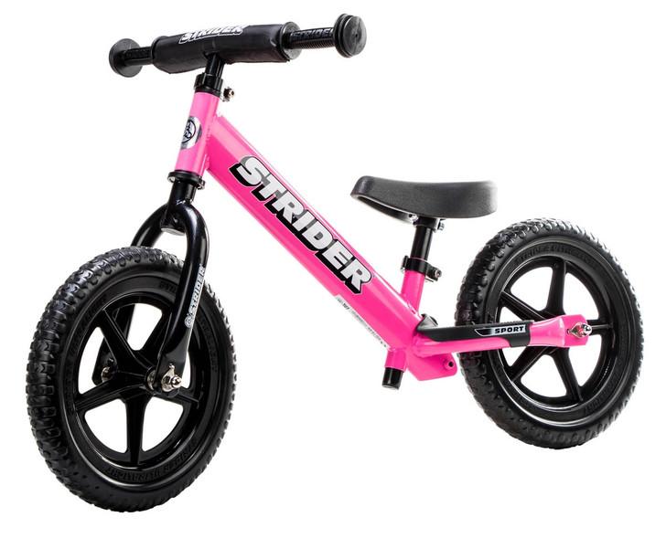 "Strider 12"" Sport Balance Bike - Pink"