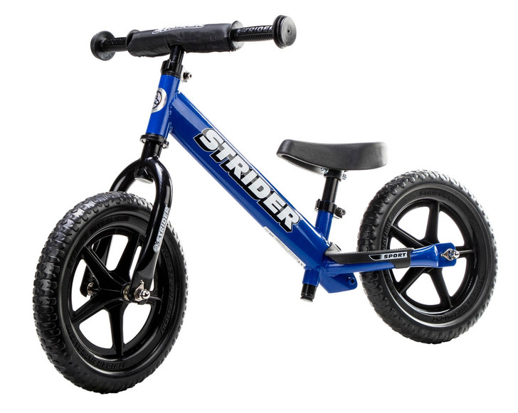 "Strider 12"" Sport Balance Bike - Blue"