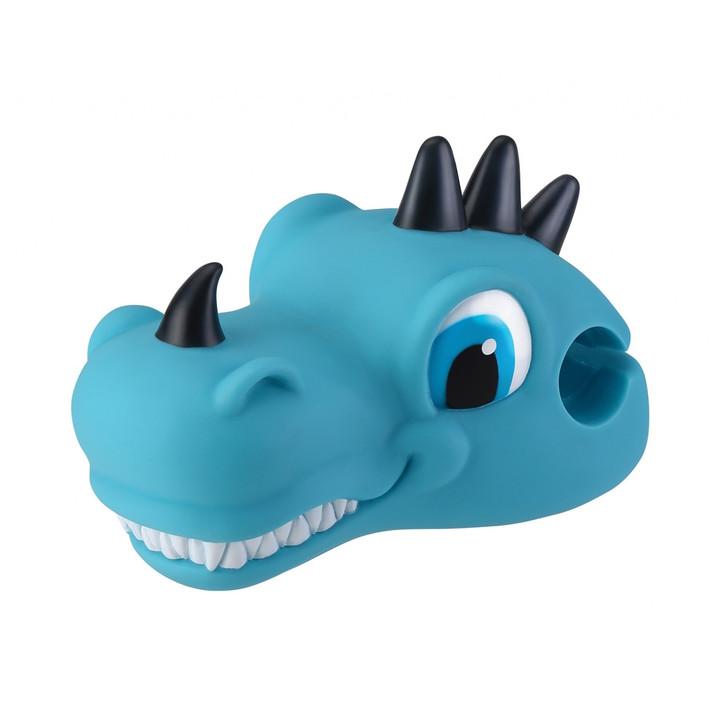 Globber Scooter Head Friend - Dino Light Blue