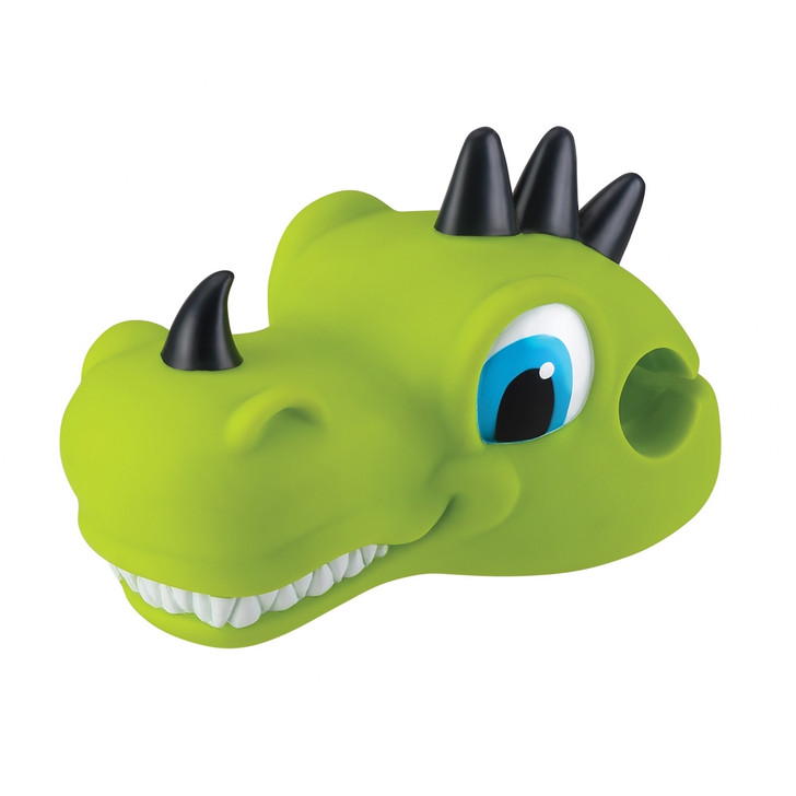 Globber Scooter Head Friend - Dino Lime Green
