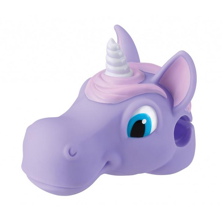 Globber Scooter Head Friend - Unicorn Violet Purple