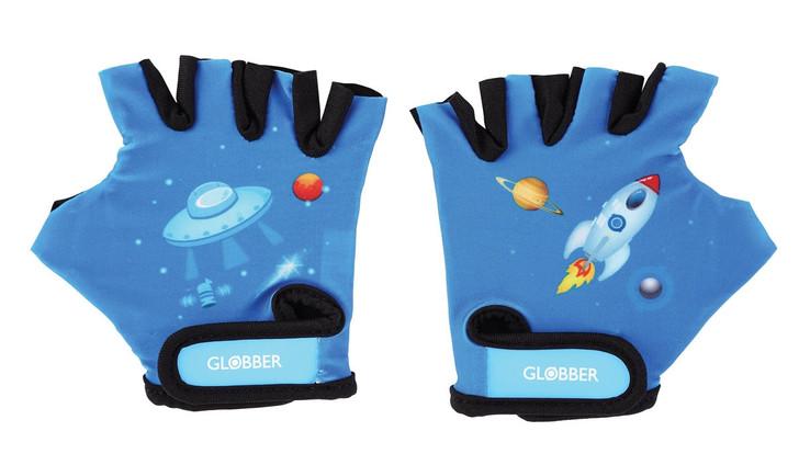 Globber Toddler Gloves - Rocket Blue