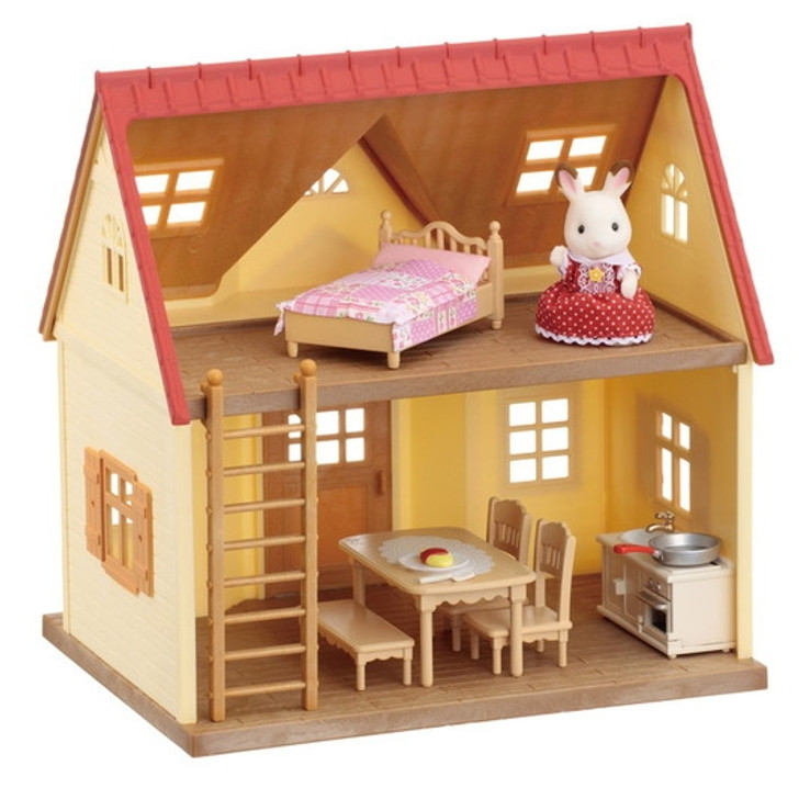 Sylvanian Families - Cosy Cottage Starter Home Playset