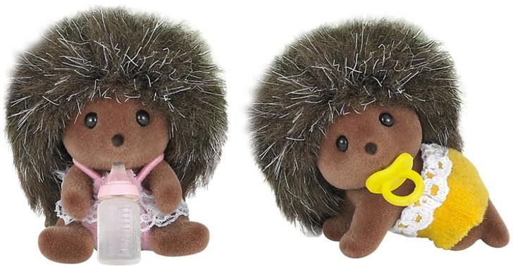 Sylvanian Families - Hedgehog Twins