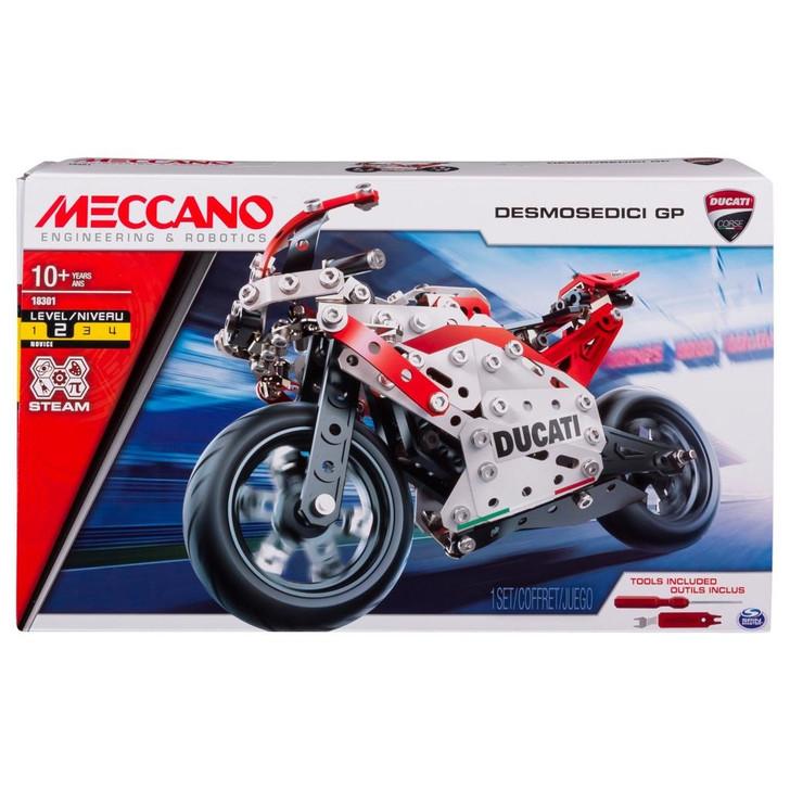 Meccano Ducati Desmosedici GP